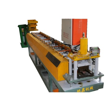 Russia's iron fence roll forming machine