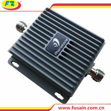 Amplificateur à répétition GSM / WCDMA 850MHz / 2100MHz de téléphone portable 65dB haut gain autonome de répétiteur / amplificateur de répéteur