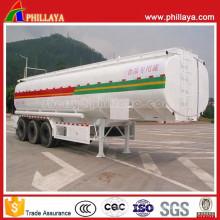 LKW-Anhänger-Kraftstofftank-Tanker 40-55cbm für Verkauf