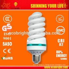 Горячие! SKD 65W 17 мм полная спираль энергосберегающие лампы 10000H CE качества