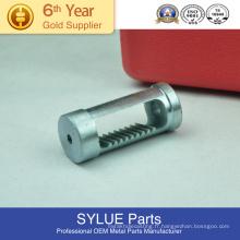 Usinage d'axe de haute précision de Ningbo pour des importateurs de lingot d'aluminium