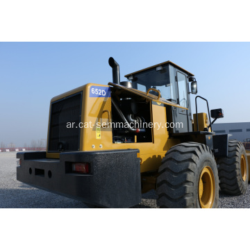 2018 SEM652D Wheel Loader