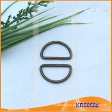 Innengröße 21mm Metallschnallen, Metallregler, Metall D-Ring KR5058