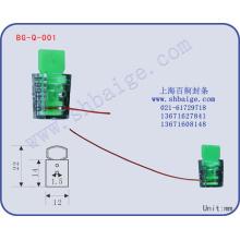 sello de medidor eléctrico BG-Q-001