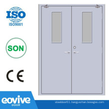 BS And UL certificated marine fire door pictures