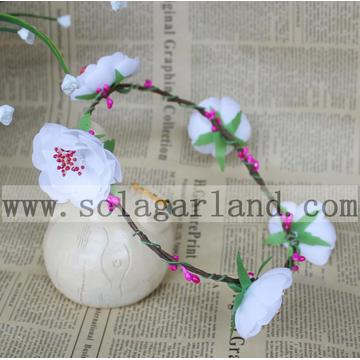 Wedding Garland Bridal,Wreath Party Headdress Headband Garland