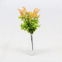 отделка стен прочный вися искусственный листья растений с пожаробезопасное испытание