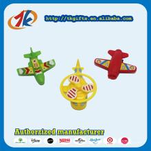 Jouet en plastique de véhicule d'avion de mini avion de promotion réglé pour des enfants