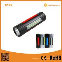 S150 Multifonction 6PCS SMD LED Light Rechargeable Headlamp Lampe LED