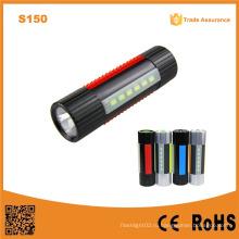 S150 Многофункциональный 6PCS SMD светодиодный фонарик перезаряжаемые фары