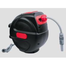 Einziehbare automatische Wasserschlauchtrommel / Gartenschlauchtrommel