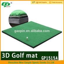 Hohe Qualität, 3D Driving Range Golfmatte / Golf Übungsset