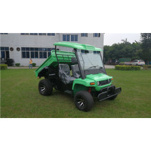 Cargo Suitable Price 2 Person Utility 5kw 48V Electric Farm Truck