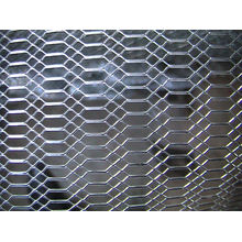 High Security Stainless Steel Expanded Steel Metal Sheet Panel