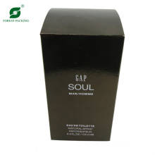Matt Black Cosmetic Packing Box