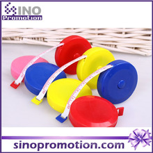 Kundenspezifisches mini nettes lustiges einziehbares Tuch-Schneider-Maßband