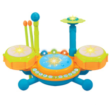 Kids Musical Instrument Toy B/O Drum Toy Musical Toy (H0410512)