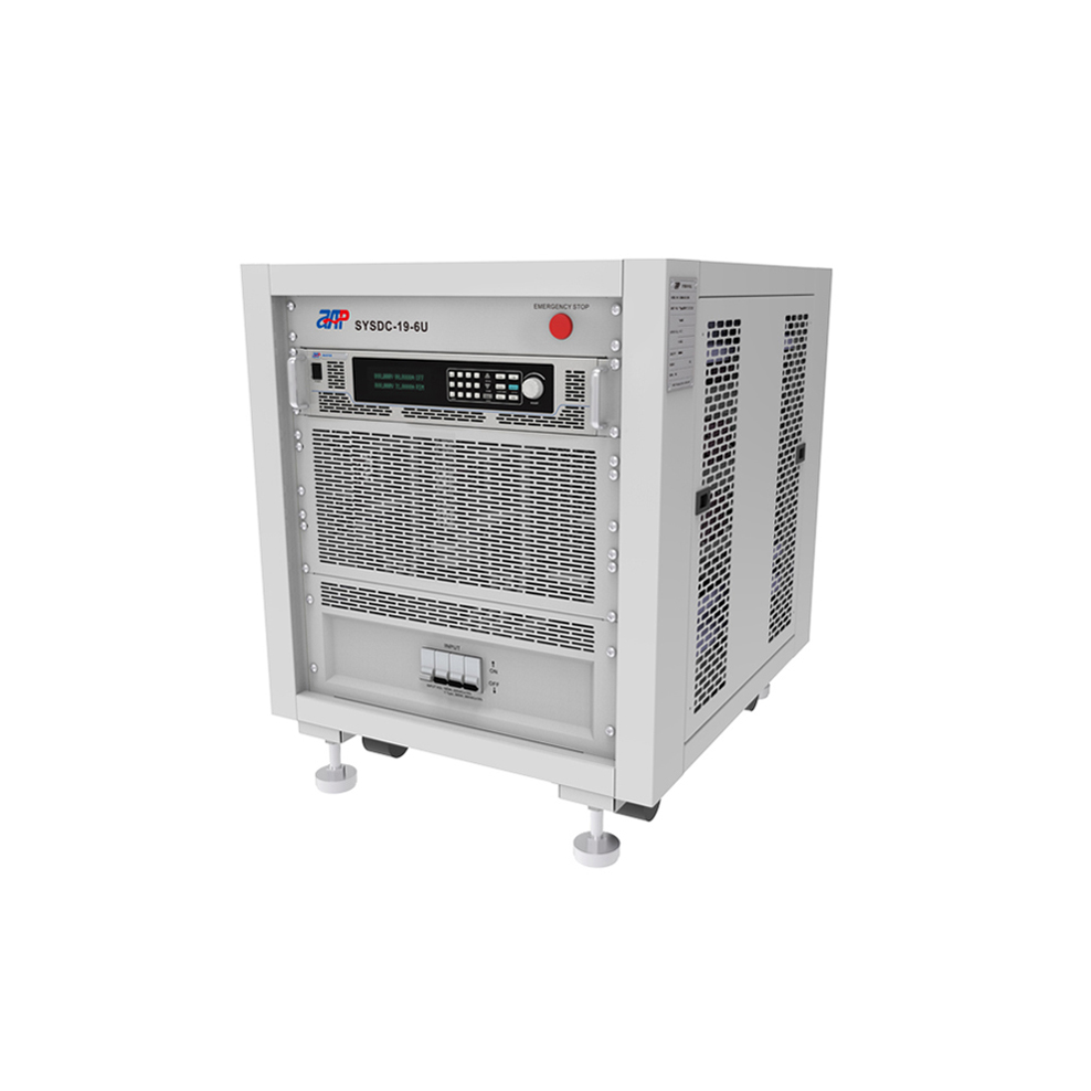 Rak diprogram 10kW mount power supply 120V