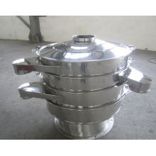 2017 ZS series Vibrating sieve, SS 30 mesh sieve, circle sieving of flour