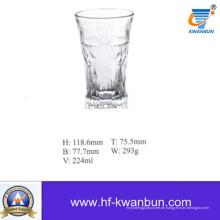 Glas Tasse Glaswaren Form Glas Teetasse Glaswaren Kb-Hn0795