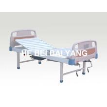 A-193 lit d'hôpital manuel à double fonction