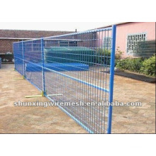 ISO9001 High Quality Canada PVC Coated Temporary Construction Fencing