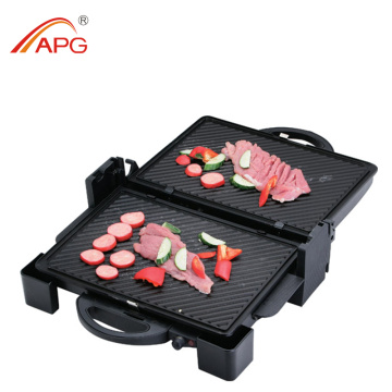 China for Smokeless BBQ Grill Electric BBQ Grill Panini Maker Panini Grill supply to Sudan Exporter