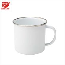 Traditonal chinesische hochwertige benutzerdefinierte Emaille Becher