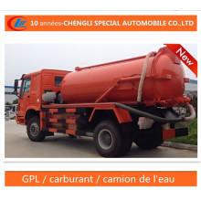 Camion D'aspiration Des Eaux Usees Abwasser-LKW