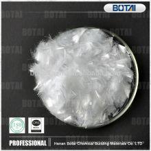 Popular na fibra personalizada dos PP do produto químico da construção de Europa