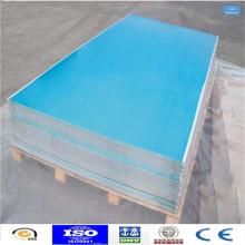 Laminados en caliente 6061 6063 6082 T6 Hoja de aleación de aluminio