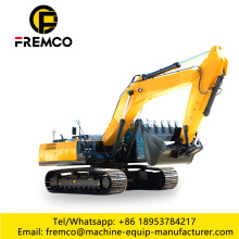 Earthmoving Machinery Crawler Excavator