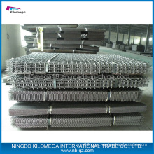 72b Vibrating Mesh Used in Crusher Plant