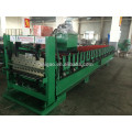 Double Layer CNC color steel roll forming machine