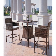 Outdoor Rattan Stool Furniture