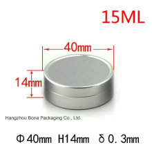 15ml Aluminum Jar for Cream