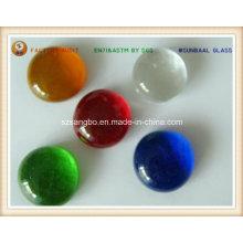 Gem Gem de marbre/marbre/verre verre
