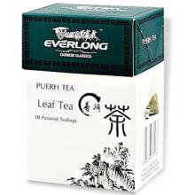 Sacos de chá da pirâmide de Pu'erh (PT1305)