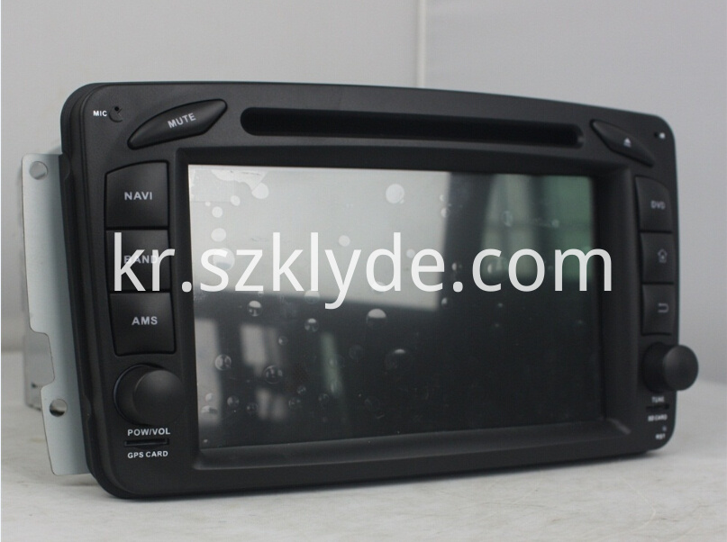 Benz Car DVD Multimedia