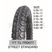 Мотоцикл шин Dunlop шаблон