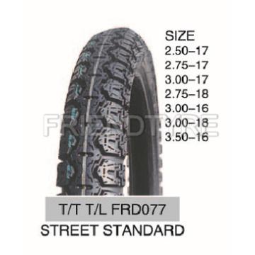 Dunlop-Muster-Motorrad-Reifen