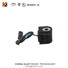 High Quality Excavator Spare Parts Solenoid Coil 12V Solenoid Valve