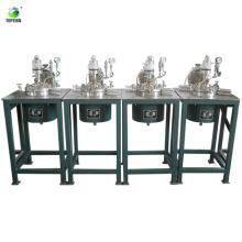 Pequeño autoclave del reactor de alta presión 0.3L para la reacción catalítica