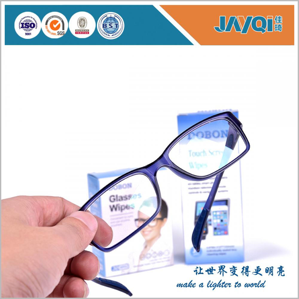 Glasses Lens Cleaning Wet Tissue
