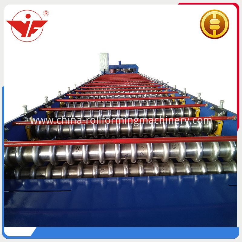 Rollers Of Corrugated Roll Forming Machine