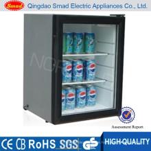 Refrigerador del gas de 12V o de 110V o de 220 ~ 240V / refrigerador del compresor de LPG / refrigerador de gas de la puerta de cristal