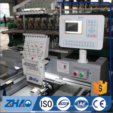 single head Cap hat Embroidery Machine ZHAOSHAN sample machine price