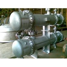 échangeur de chaleur à tubes et coquilles de machines industrielles