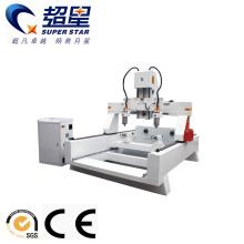 Máquina de grabado rotativa profesional para grabado.