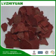 60% de Na2S rojo / amarillo precio de sulfuro de sodio